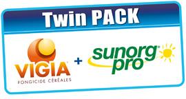 TWIN PACK Vigia Sunorg Pro
